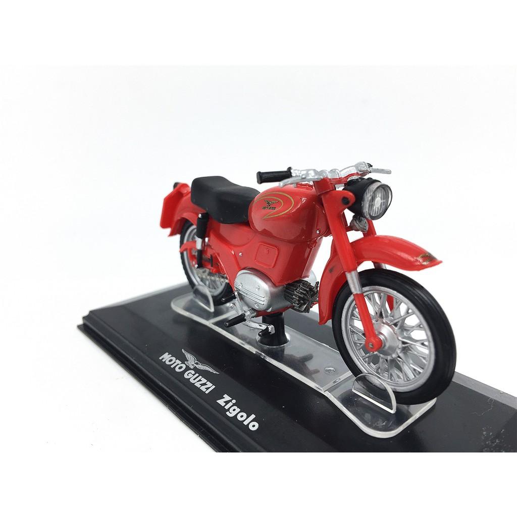 MOTO MOTO GUZZI ZIGOLO  STARLINE 1//24