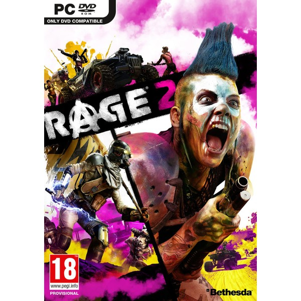 RAGE 2 - Offline PC Game with DVD