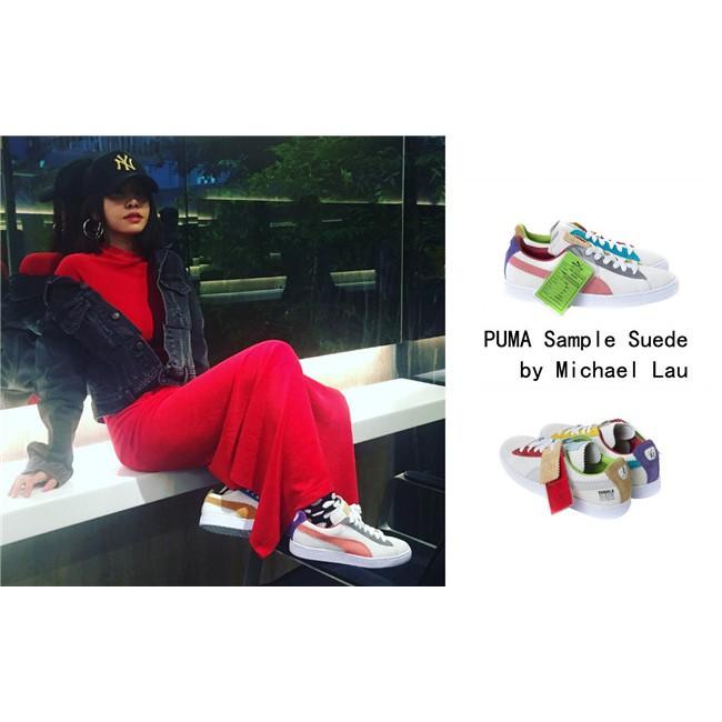 Puma Sample Suede by Michael Lau Men Sneakers  c9d3d260b
