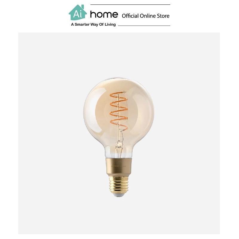 MOMAX IOT Smart Classic LED Bulb (GLOBE) / E27 (IB3SY) [ Ai Home ]