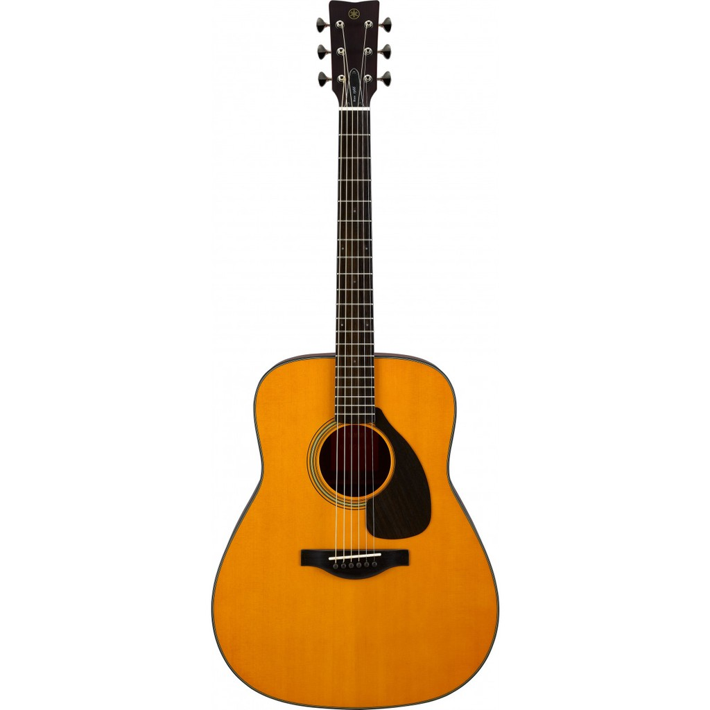 Yamaha Red Label FG5 41 Dreadnought Solid Sitka Spruce Top Acoustic Guitar (FG 5)