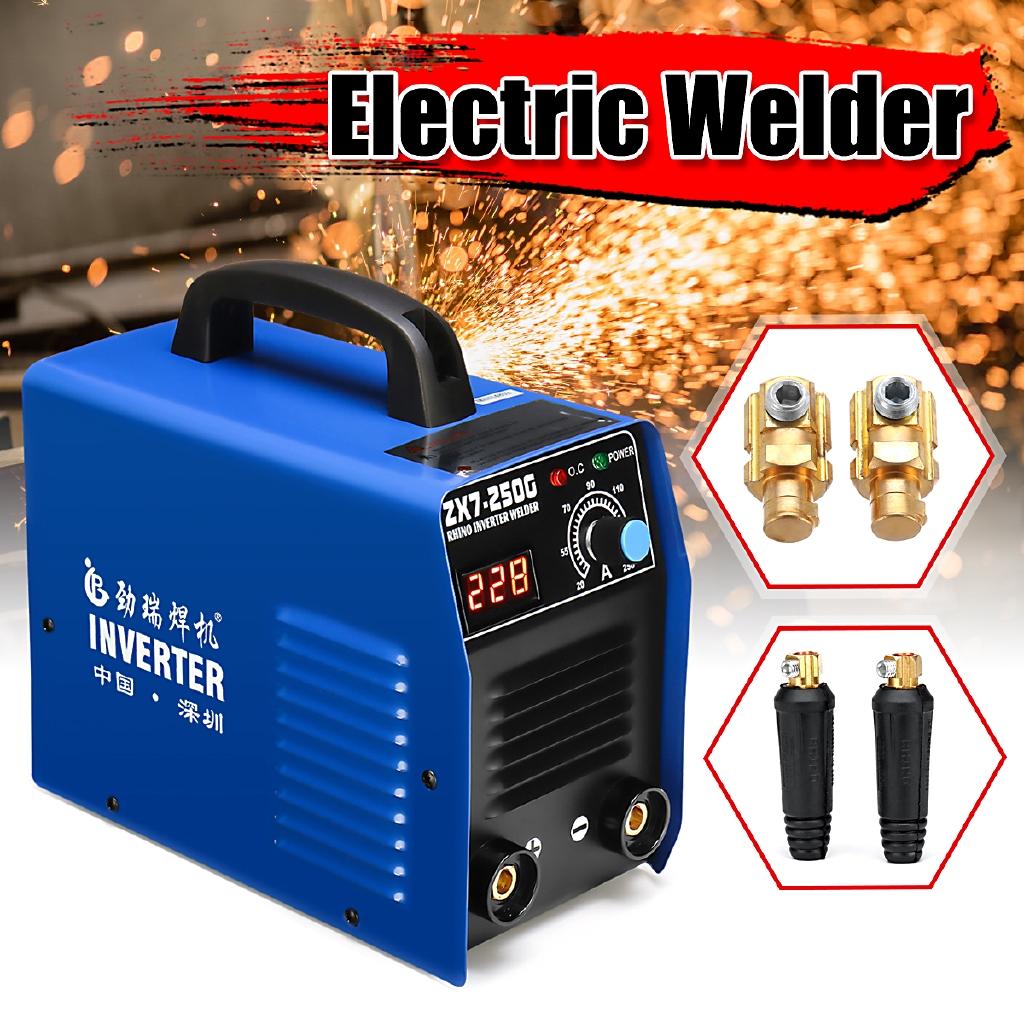 220V ZX7-200 Electric IGBT Welder Inverter MMA//ARC Welding Soldering Machine !