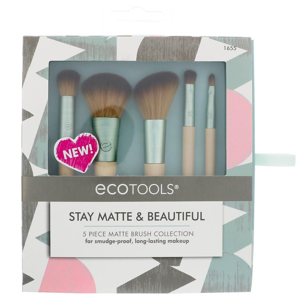 Ecotools Blending Bronzing Brush Shopee Malaysia Eco Tools 1600 Full Powder