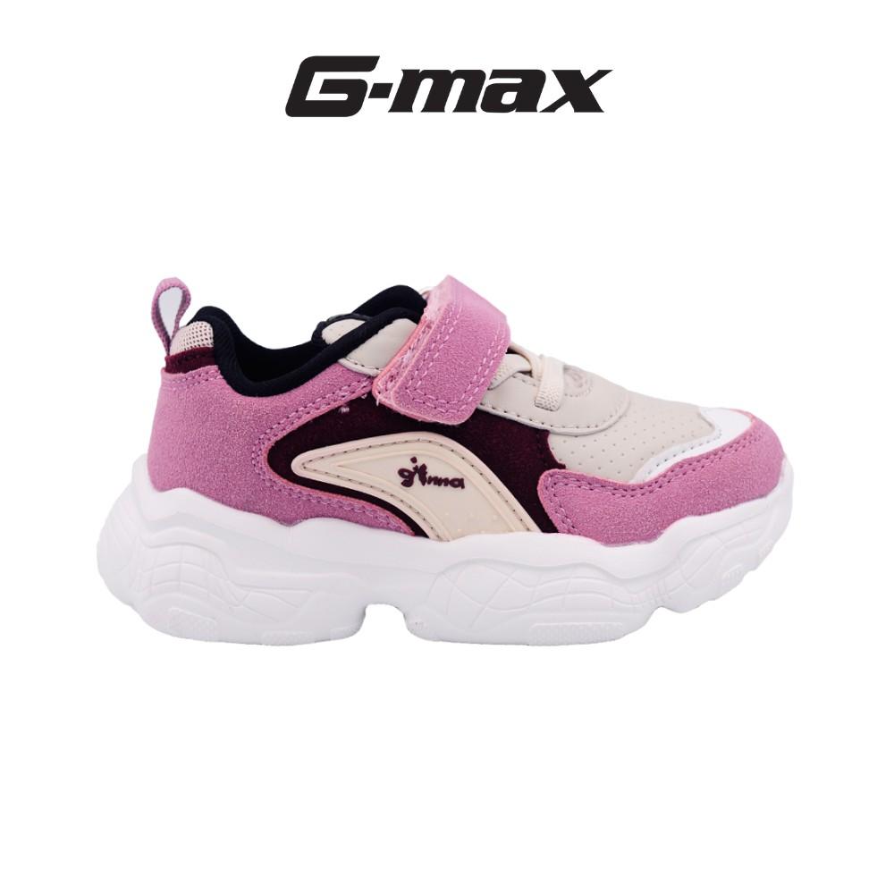 G-Max Kids Sport Shoes 004-00559 Black / Pink