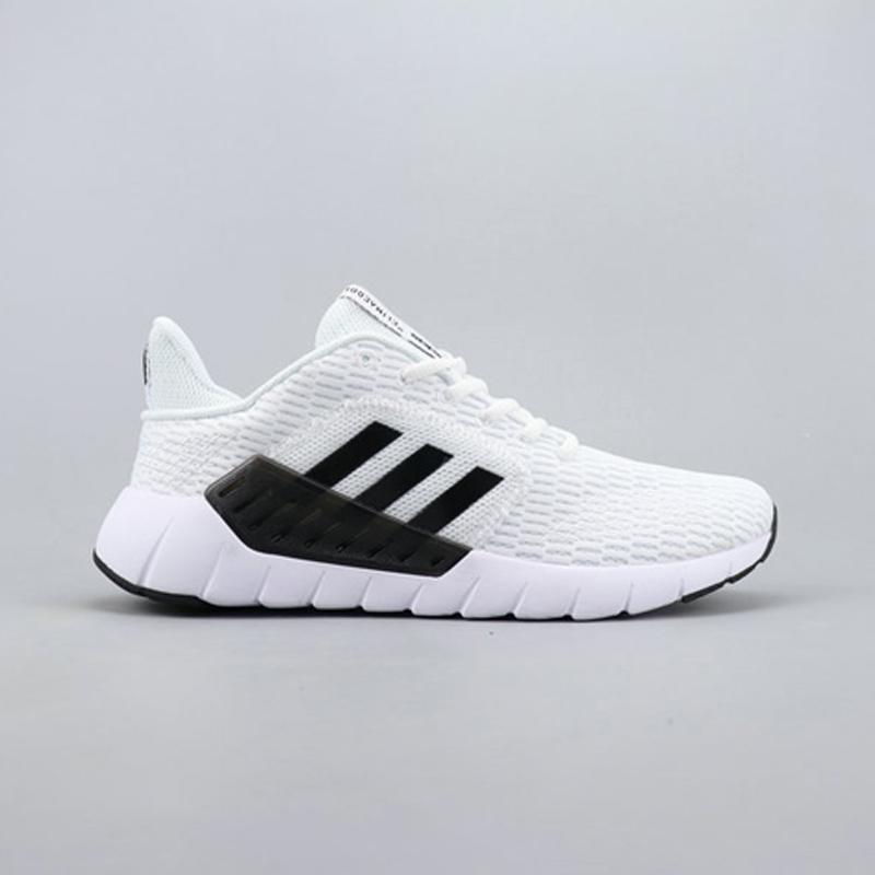 Adidas Asweego CC Men and Women Fashion White Light Weight Sport Running Shoes67