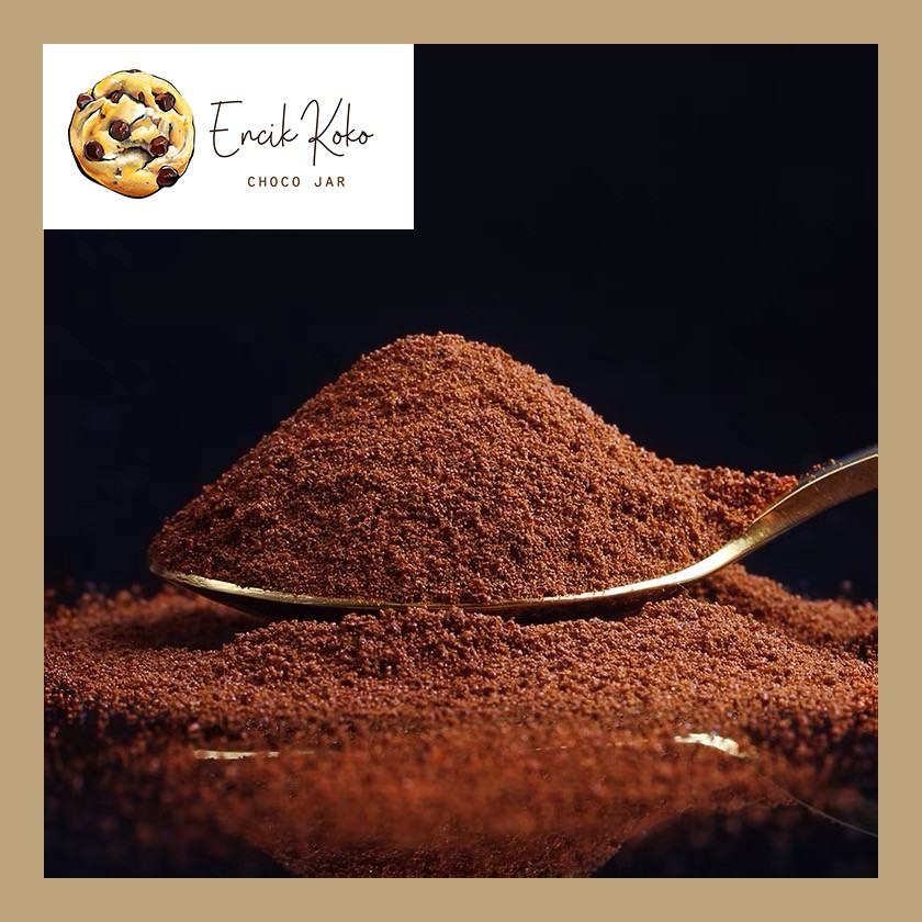 Instant Coffee Powder / Serbuk Kopi Segera- Arabica Blend (100G)