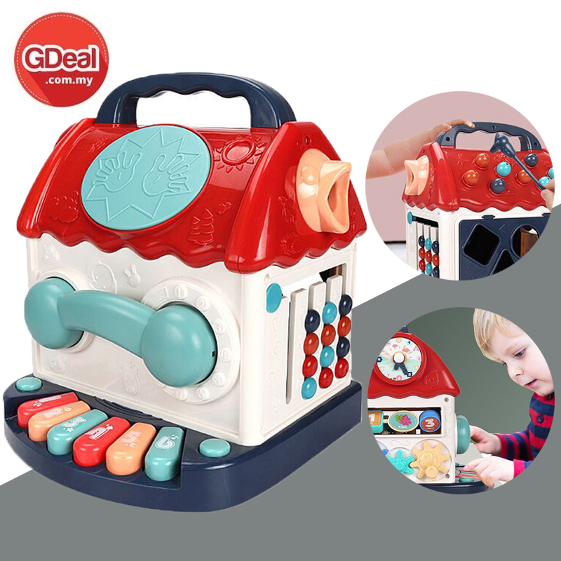 GDeal Early Education Inspires Intelligence Hand Drums Educational Musical Toys Kids Early Education Family Game Toys
