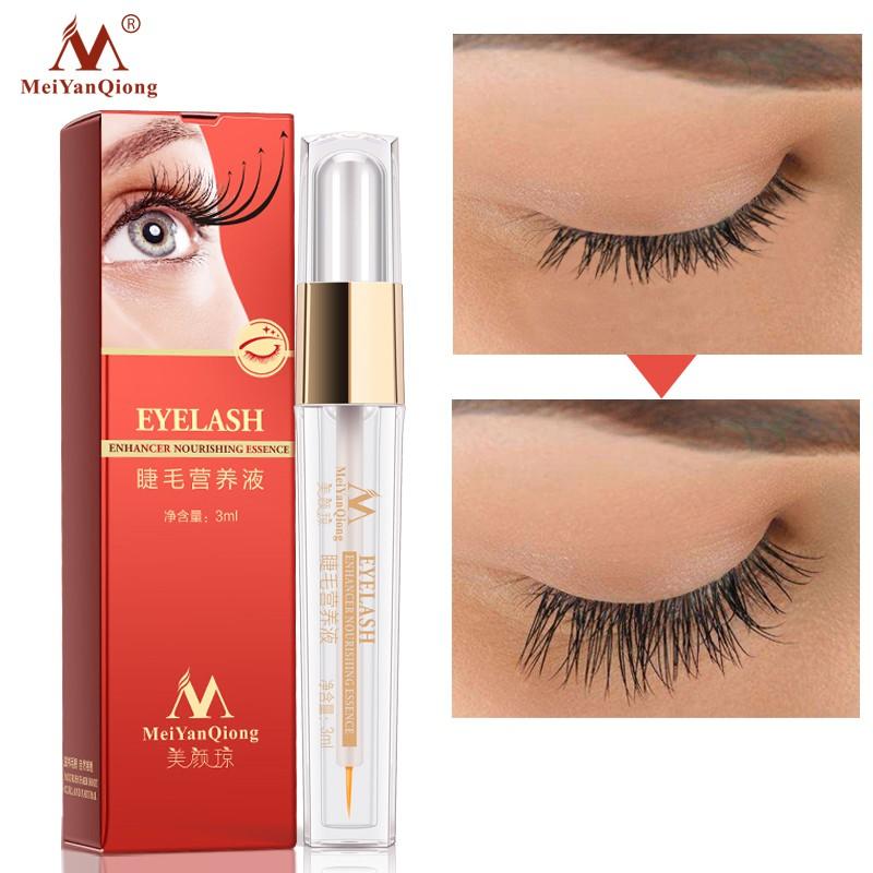 205b76c9414 ProductImage. ProductImage. MeiYanQiong Herbal Eyelash Growth Treatments  Liquid Serum Enhancer Eye Lash