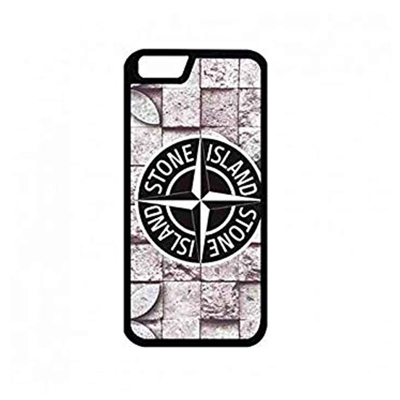 timeless design 38865 30e9e New Stone Island Cell Phone Cases Hard Back Case Cover For IPhone Back Cover