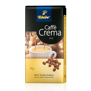 begehrteste Mode 60% günstig weit verbreitet Tchibo Caffè Crema Milder Genuss coffee beans 1 kg (Product of Germany)