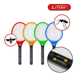 LITIAN Mosquito Swatter with AA Battery Super High Quality LTD-001A