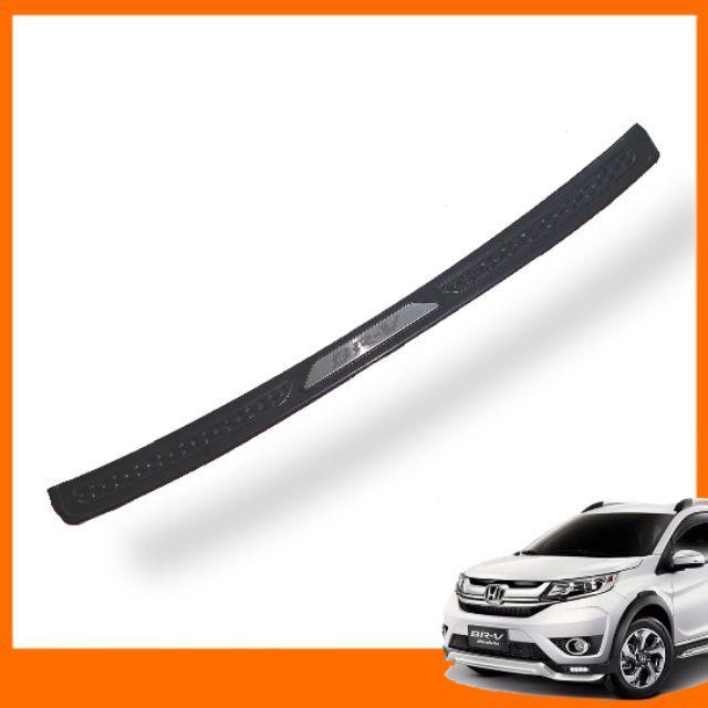 FIT FOR Kia Sportage Chrome Rear Bumper Protector Scratch Guard S.Steel 2016/>