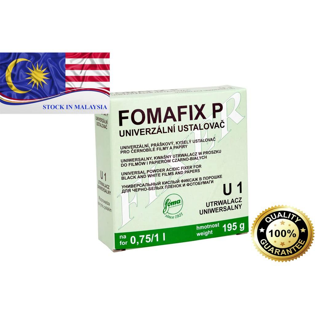 Fomafix P (1 L) Black And White Film Fixer (Ready Stock In Malaysia)