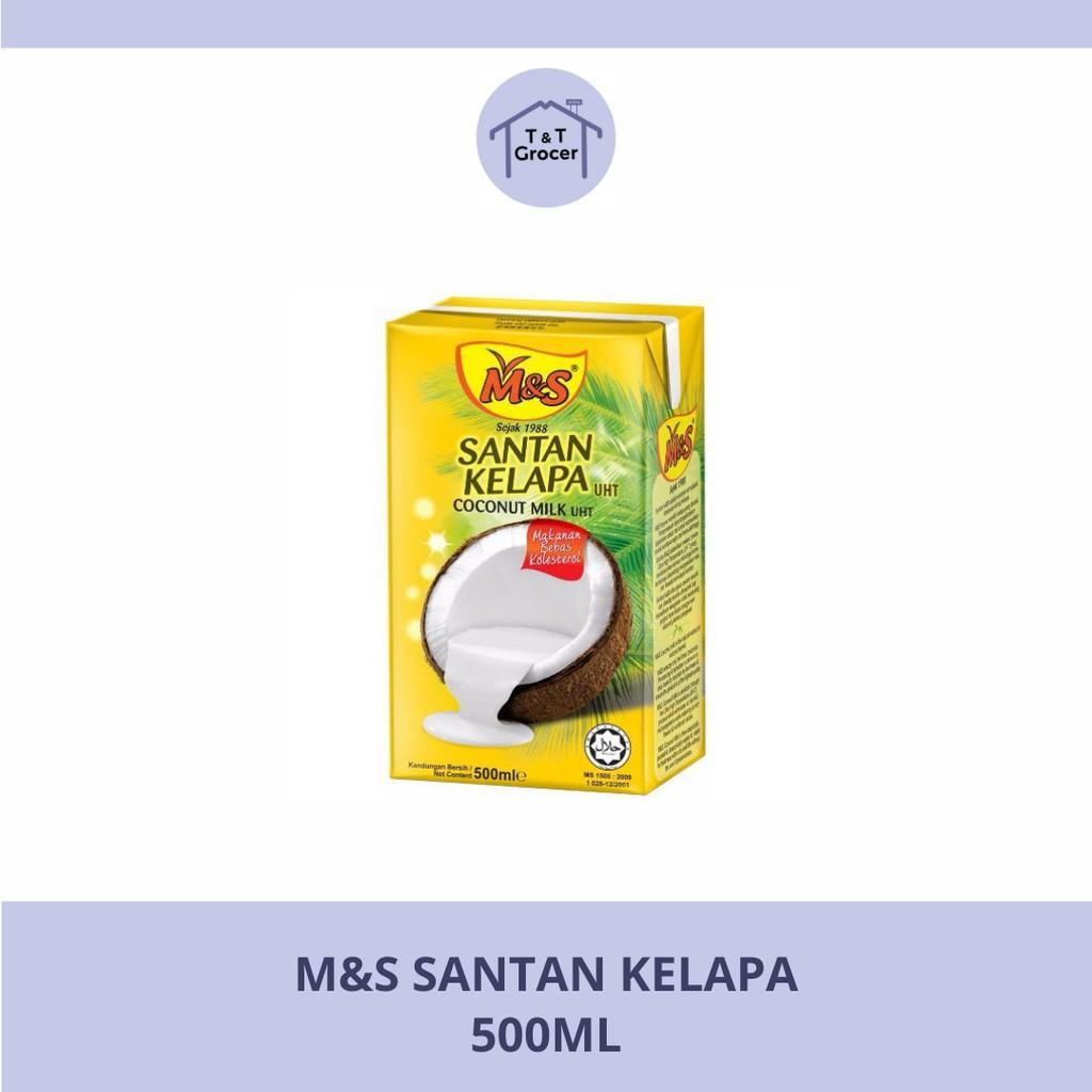 M&S Santan Kelapa (500ml)