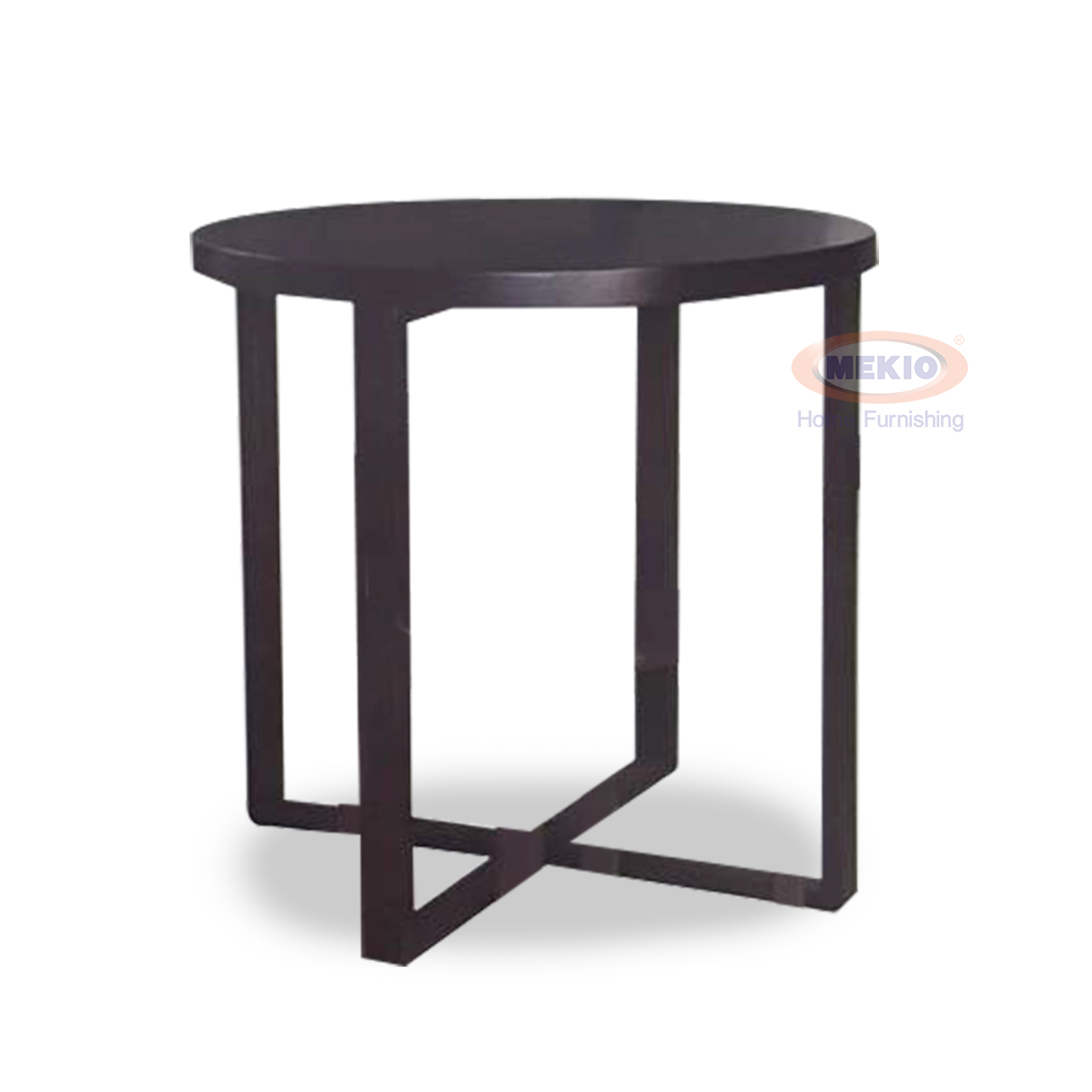 Dining table donald with rubber wood
