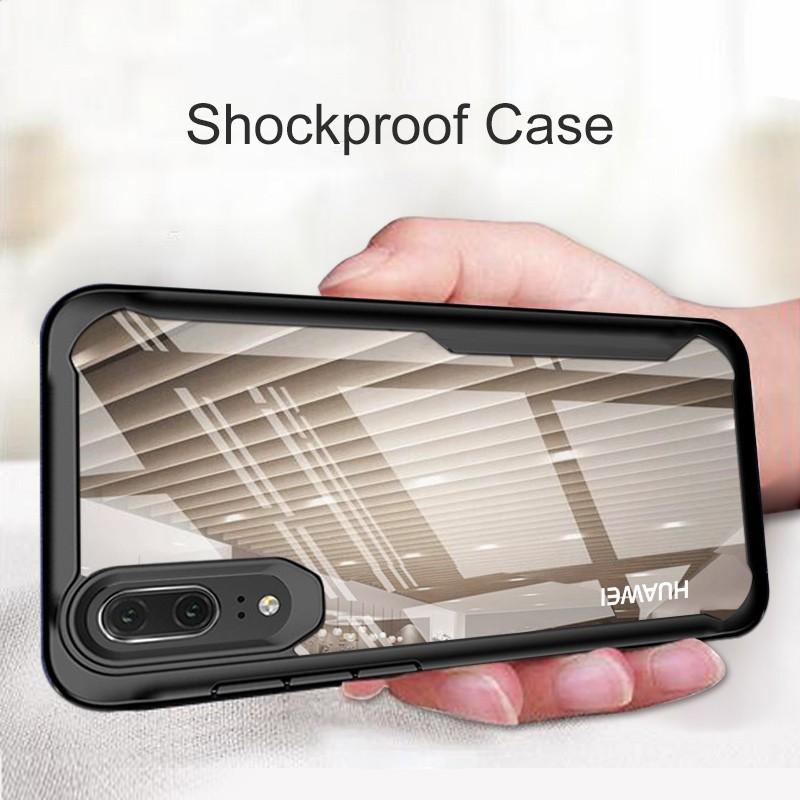 Huawei Nova 3 3i 3e 4 4e Case P30 Pro P20 Pro Mate 10 20 Pro Transparent  Casing