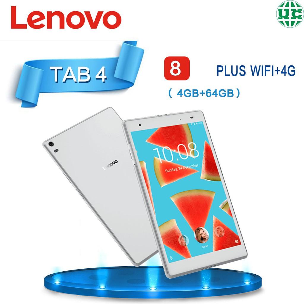 Lenovo TAB 4 8 Plus TB-8704X 4G LTE 64GB 4GB RAM Black Android Tablet