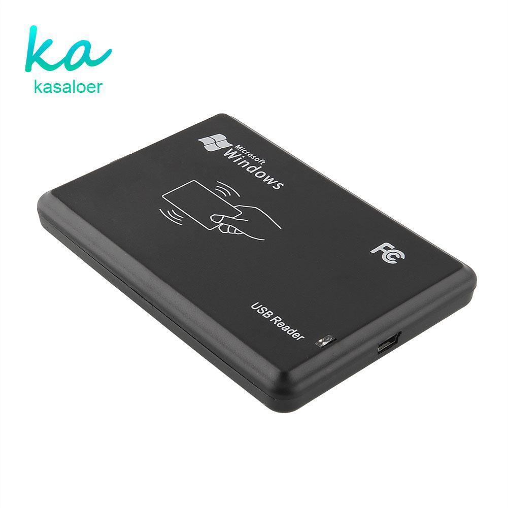 New USB RFID Contactless Proximity Smart Card Reader EM4001