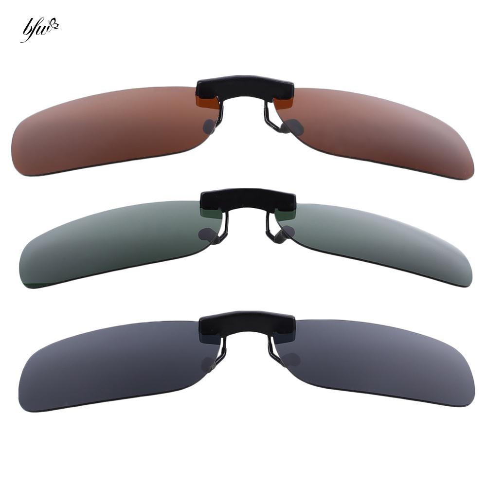 d2e7769967e bfw Replacement Resin Polarized Lenses Flip Up for Sunglasses UV400 Driving