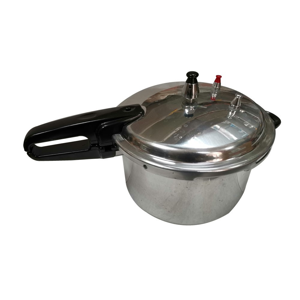 24cm 304 Stainless Steel Pressure Cooker 4.8L Capacity B