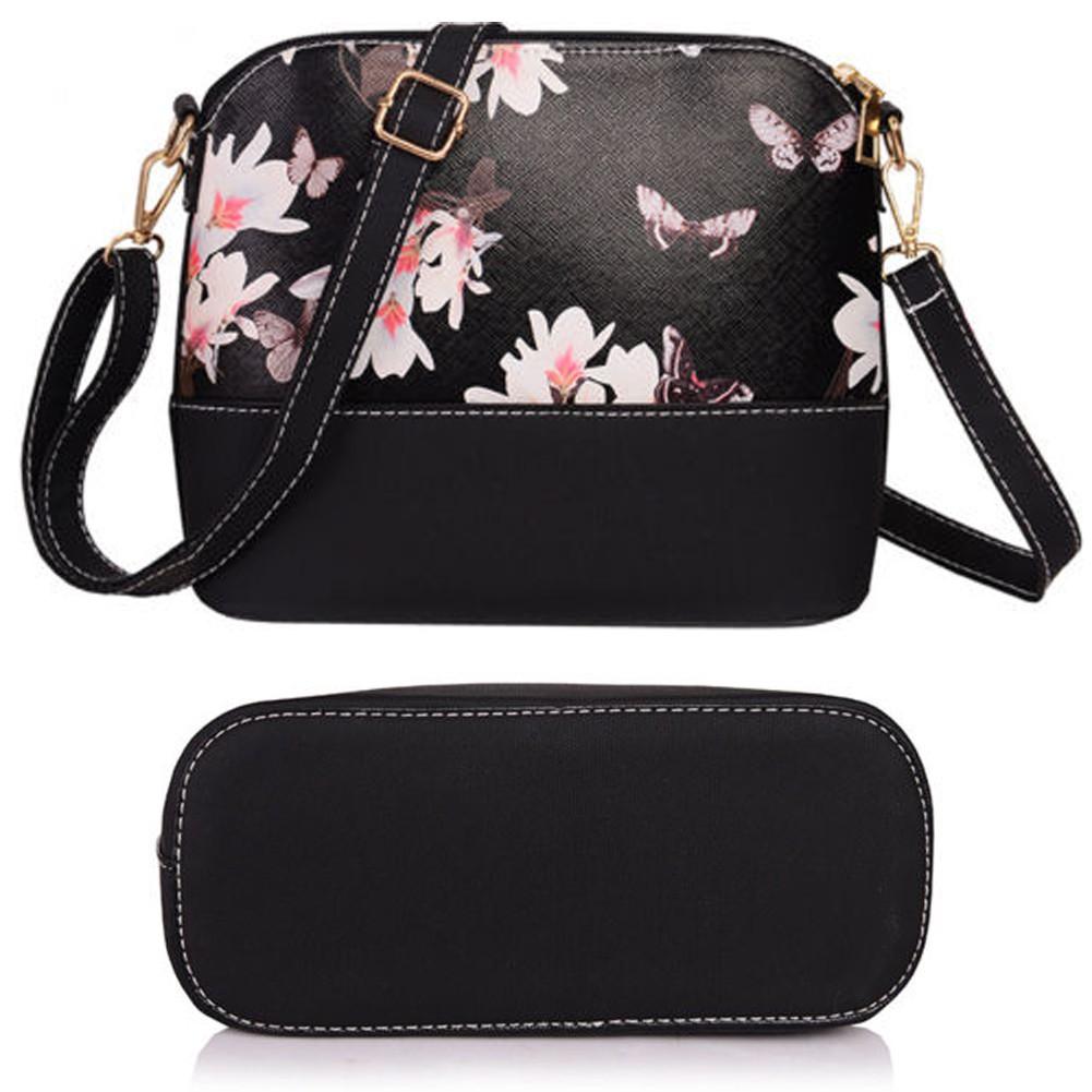 New Fashion Women Leather Satchel Handbag Shoulder Tote Messenger Crossbody  Bag af8e629419ba3