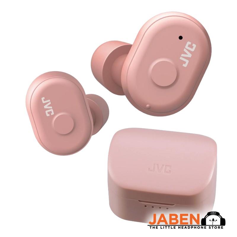 JVC HA-A10T True Wireless Earphones with Memory Foam Pre-installed Bluetooth 5.0 [Jaben]