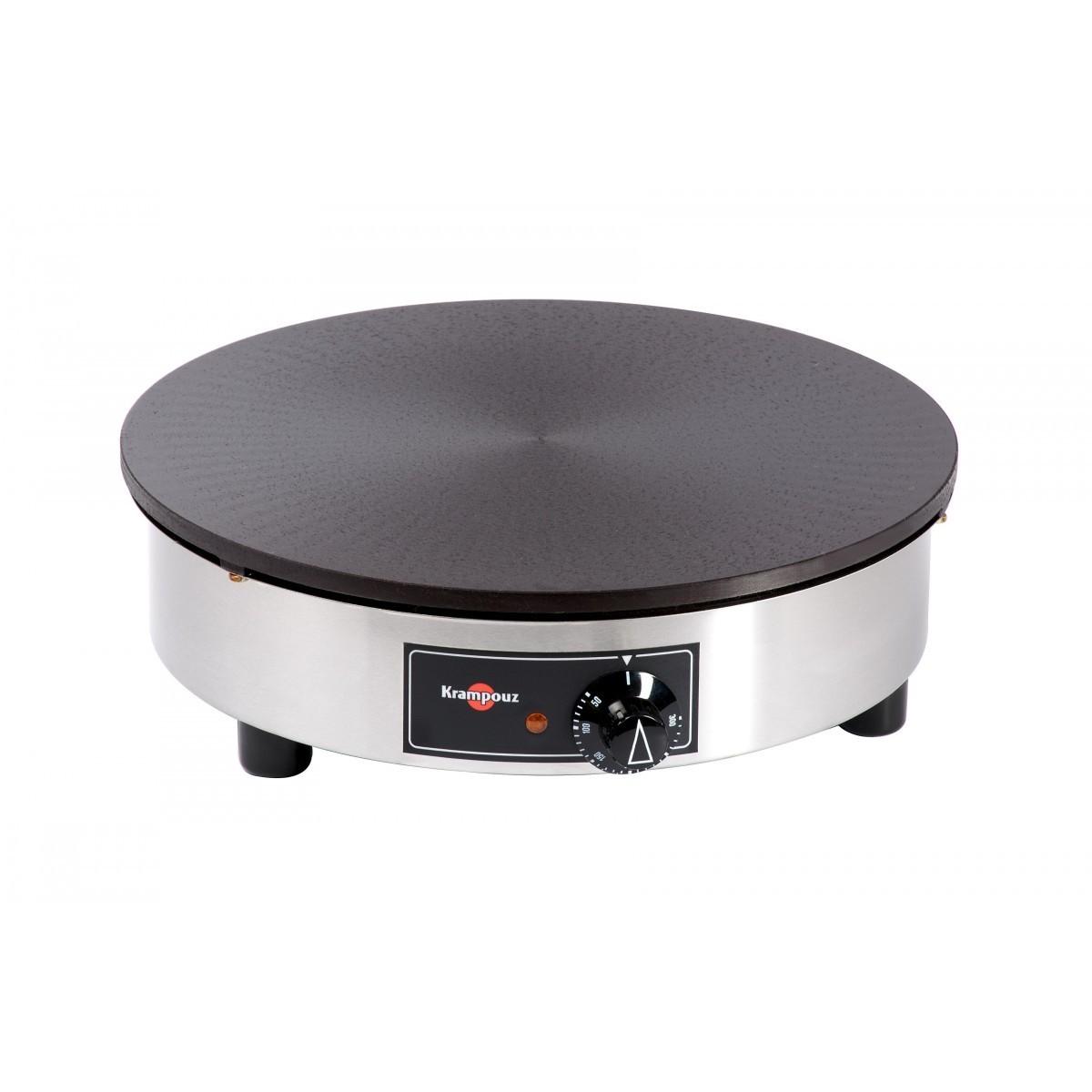 Krampouz - Electric Crepe Makers, Profesional Range, Circular Griddle, Ø40 cm