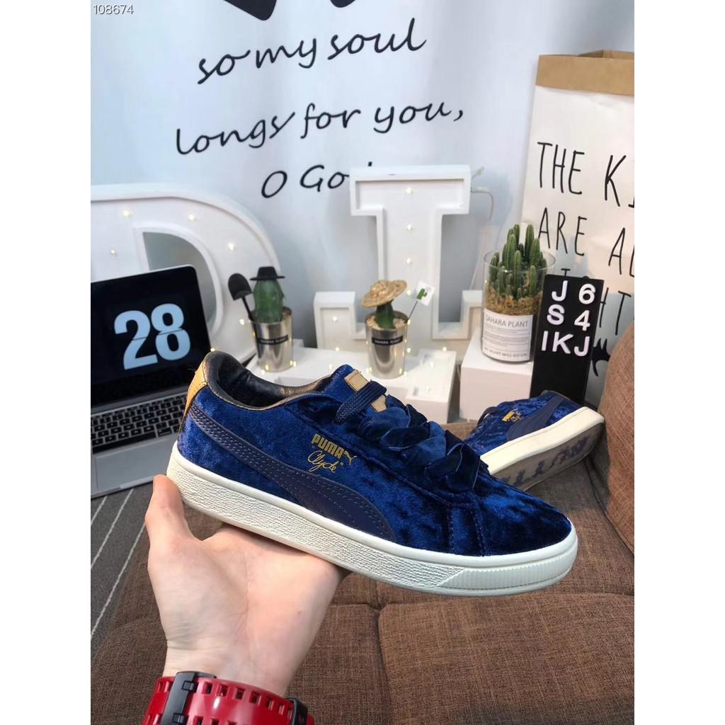 watch f6943 33eaa Puma smash V2 Vulc cv Womens Leisure canvas shoes Street dance Plate shoes    Shopee Malaysia