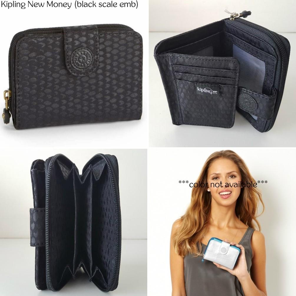 83add01bdd NWT Authentic Kipling New Money Medium Kids Adult Wallet Purse | Shopee  Malaysia