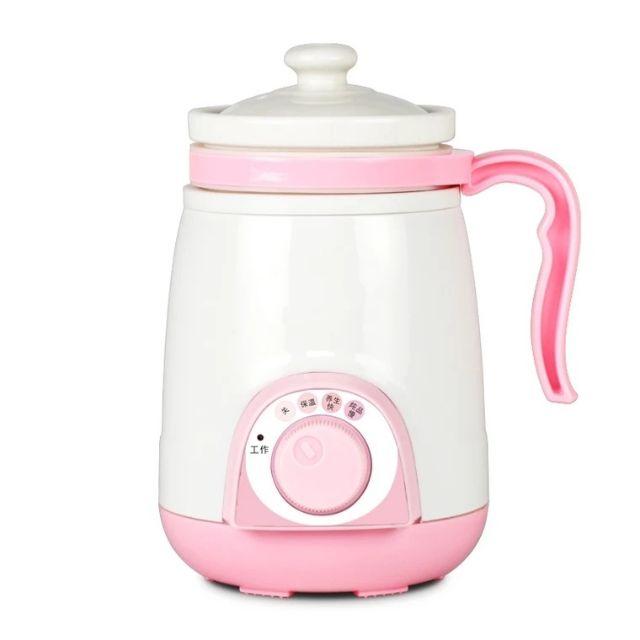 Mini Electric Heater Ceramic Cup  养生电热烧水保温陶瓷杯迷你加热器