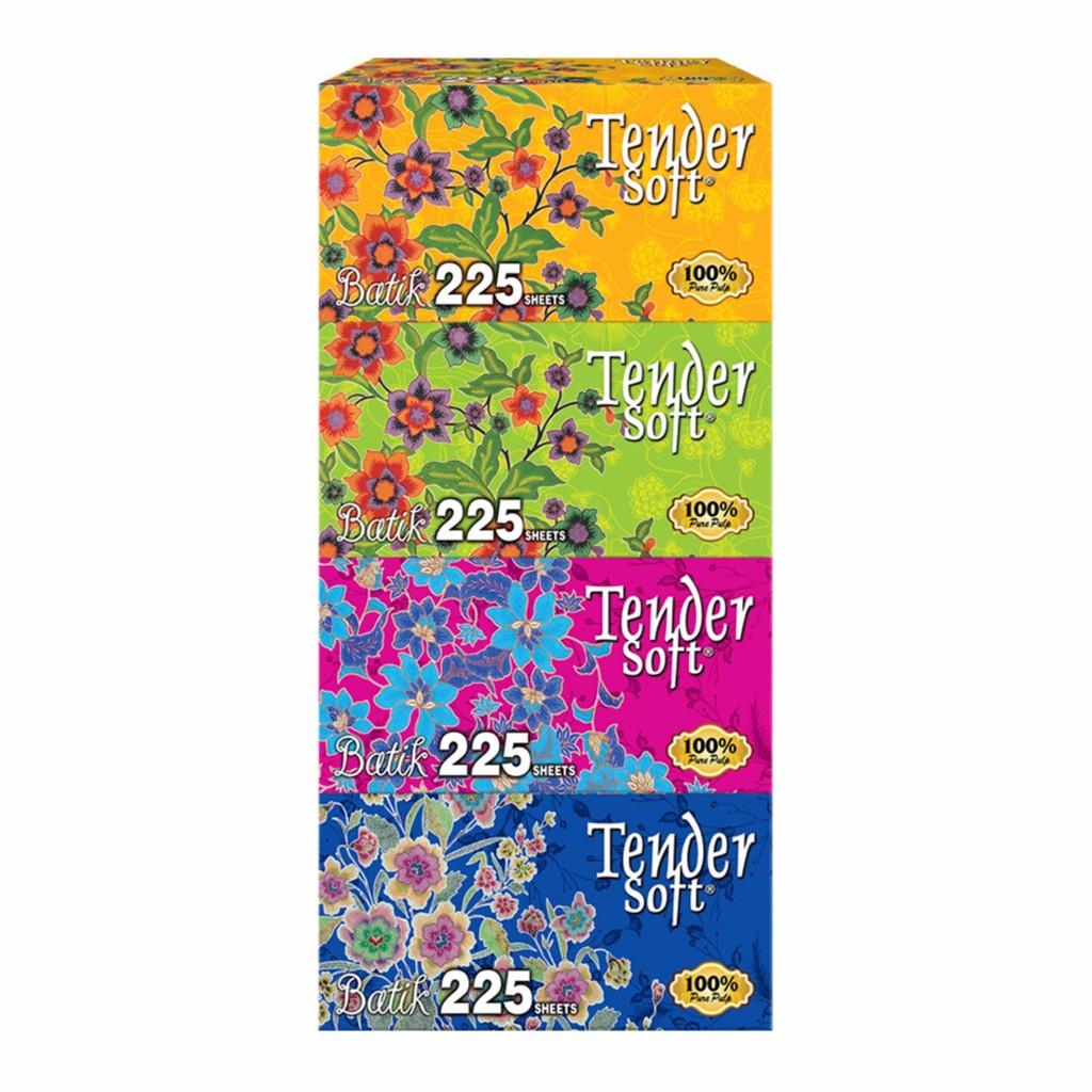 Tender Soft Box Tissue (4X225s)