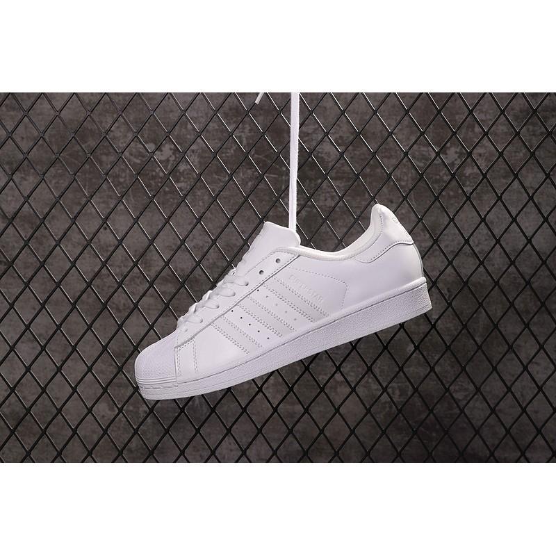 Discount Original Adidas Superstar Low Top Women's and Men's Casual Shoes (No.6)