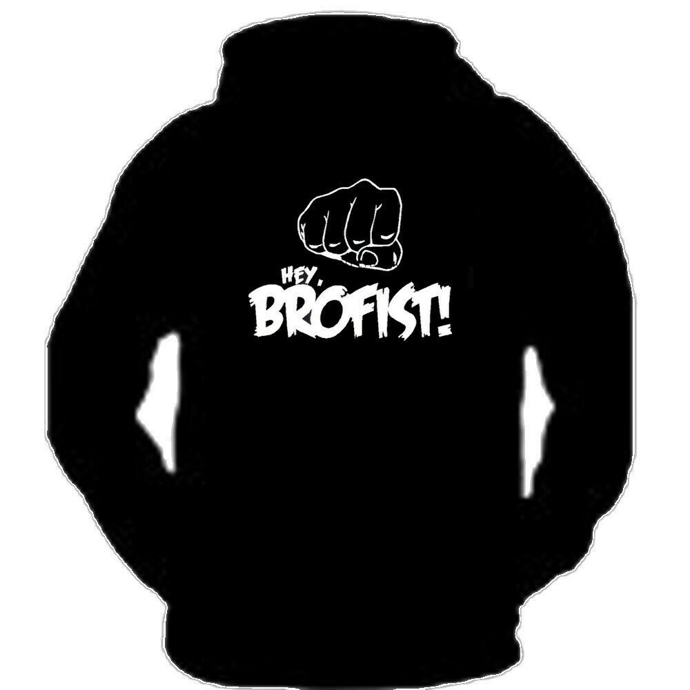 PEWDIEPIE BROFIST JUMPER SWEATER top shirt youtube viral funny bro fist party