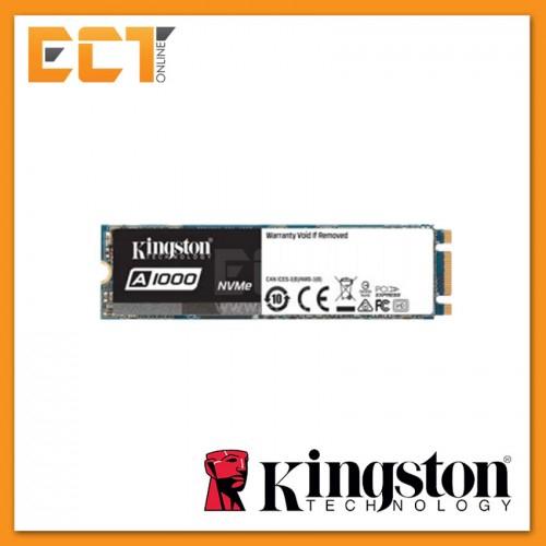 Kingston A1000 480GB M.2 Solid State Drive SSD (SA1000M8/480G)