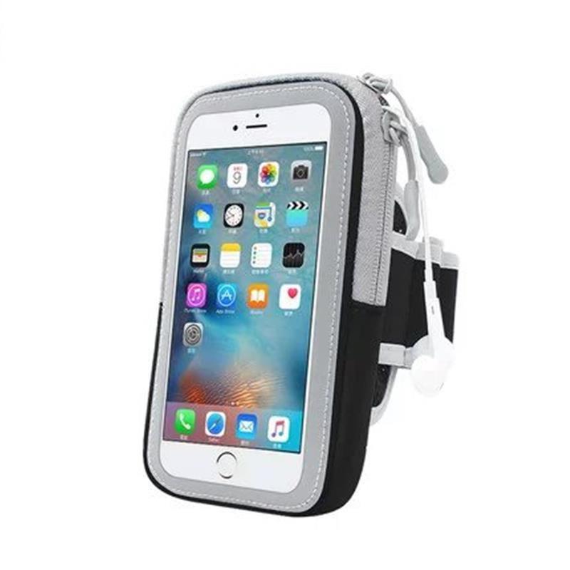 Xskemp Waterproof Sport Waist Bag Belt Pouch Running Universal 5.5 Inch Mobile Phone Pocket Man Women Unisex Case Arm Band Mobile Phone Accessories