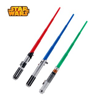 Hasbro Star Wars Rey Electronic Blue Lightsaber Toy With Lights Sounds And Phrases Shopee Malaysia