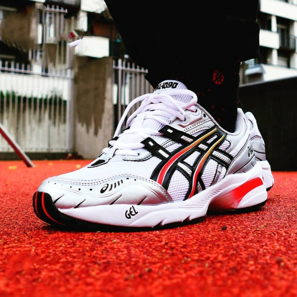 Asics Arthurs Running Shoes Gel 1090 Classic Retro Vintage Casual Sneakers Shopee Malaysia
