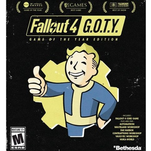 Fallout 4 GOTY Edition - PC OFFLINE Game [Digital Download] #FO4 #GOTY