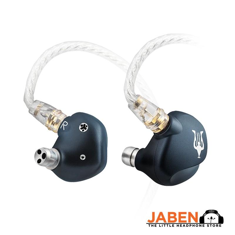 Meze Rai Penta 5 Drivers Hi-Res Hybrid 4BA 1DD MMCX Wired IEM In-ear Earphones