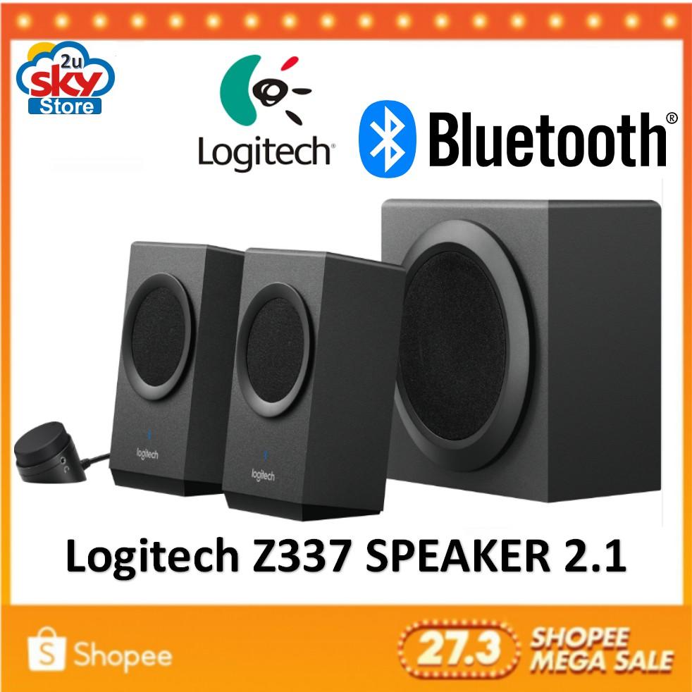 Logitech Z337 Speaker System Bold Sound with Bluetooth