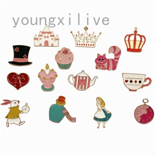 Pujiangruny Zaozhuang Youngxilive Cartoon Mini Crown Brooch Cartoon Anime Alice In Wonderland Series Shopee Malaysia — crown mini on joom with shipping all over the world. shopee malaysia