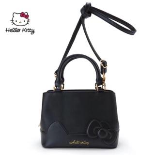 b32bc4d98 Cute Bags Hello Kitty Women Shoulder Bag Black Sling Bag PU Leather  Waterproof Handbag | Shopee Malaysia