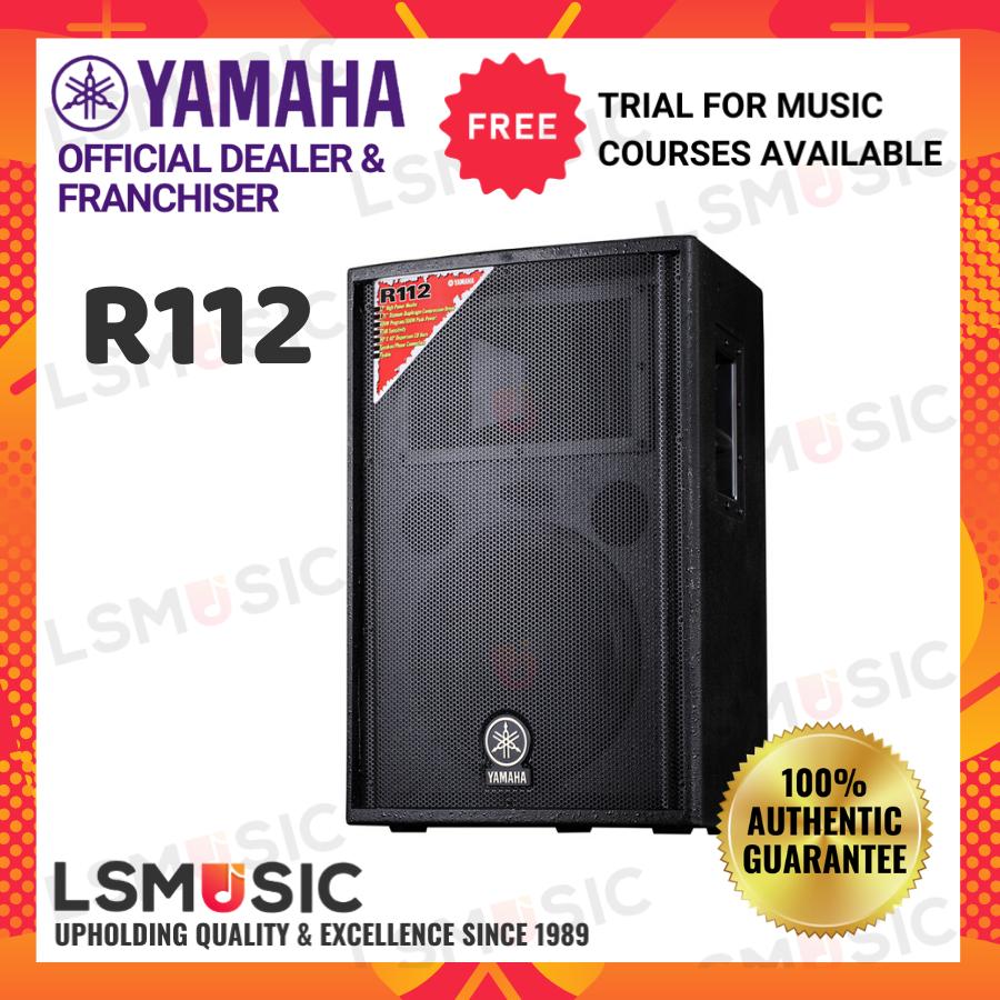 "Yamaha Speaker R Series R112 12"" 2way Speaker System 400W"