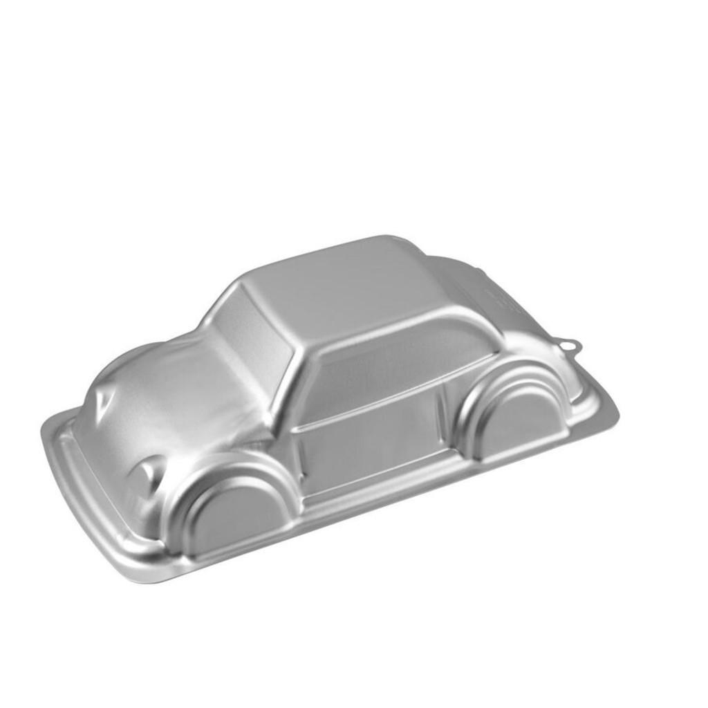 Aluminum Cake Mold 3D Car Shape Baking Pan DIY Birthday Cake Mould