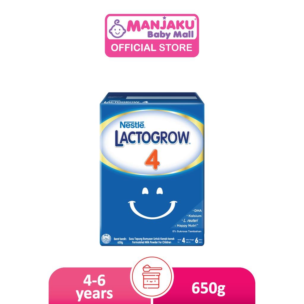 Nestle Lactogrow Step 4 (2 x 325g)
