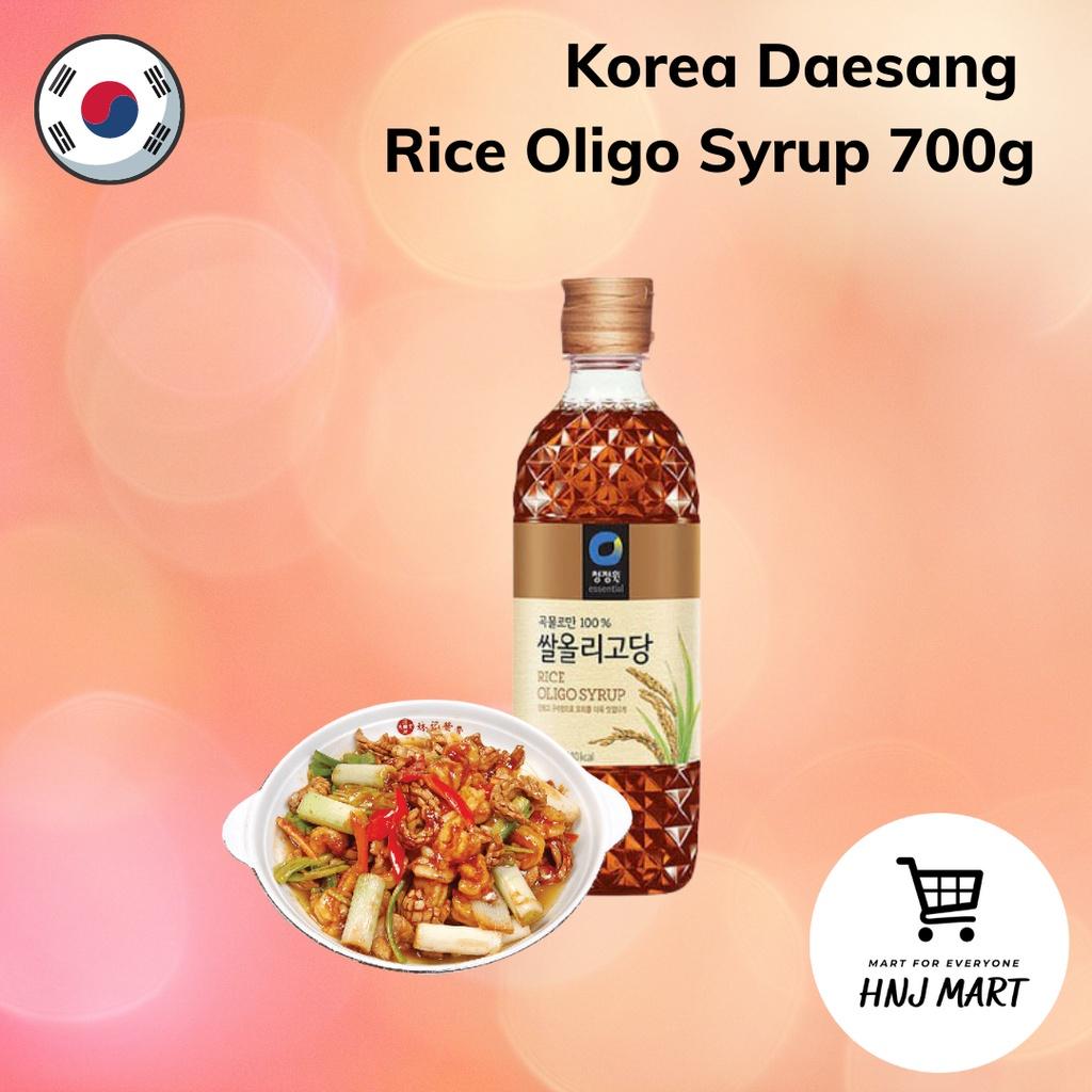 Korea Daesang Rice Oligo Syrup 700g for cooking & sweetener