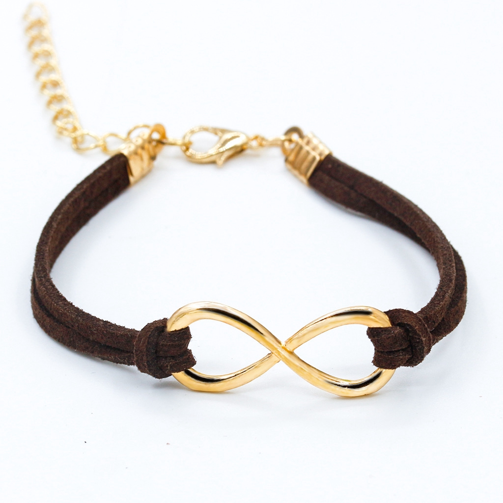 Infinity Bracelets Charms Gelang