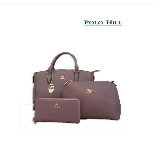 713cf326779 Benedetti Polo Creations Handbag   Shopee Malaysia