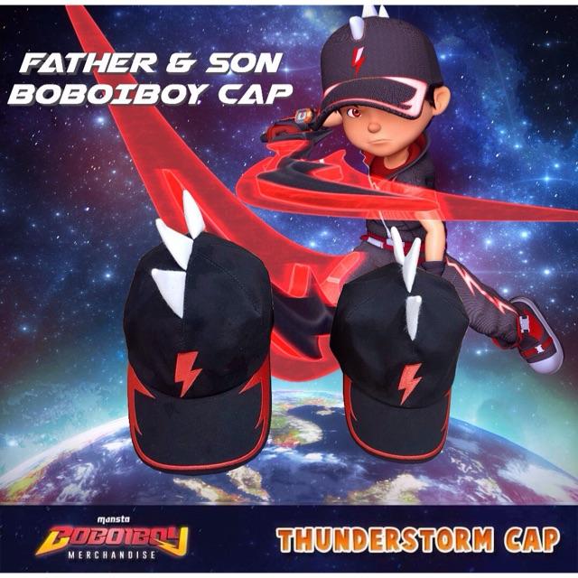 Topi Boboiboy Original Shopee Malaysia