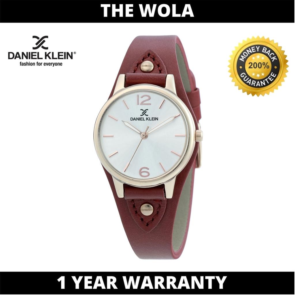 Daniel Klein Women Casual Leather Watch